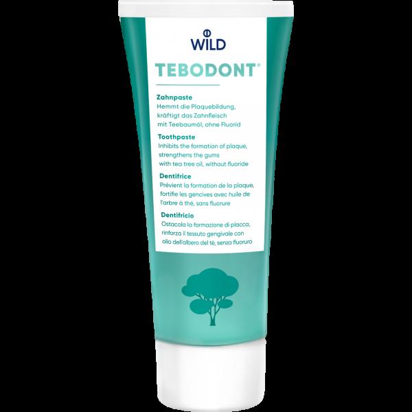 WILD Tebodont Zahncreme: 75ml