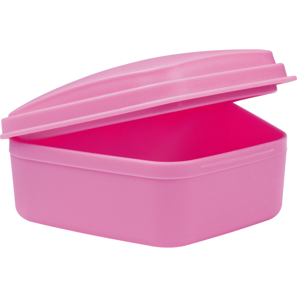 wellsamed KFO / Prothesenbox: mini, pink