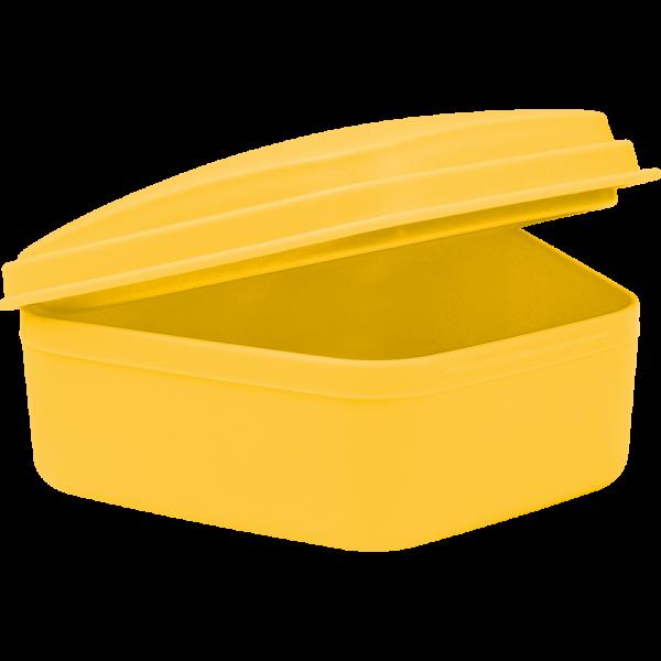 wellsamed KFO / Prothesenbox: mini, gelb
