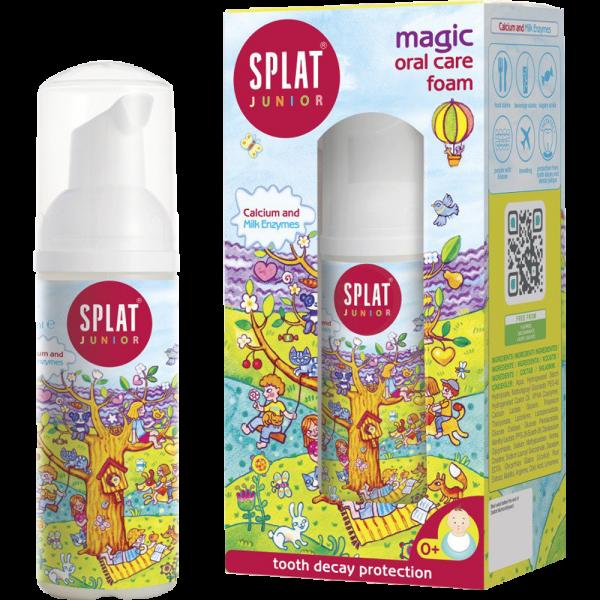 SPLAT Junior Schaum / Magic Foam