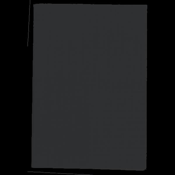 wellsabib Patientenservietten im Dispenser: 125 Stück, schwarz, 33 x 45 cm