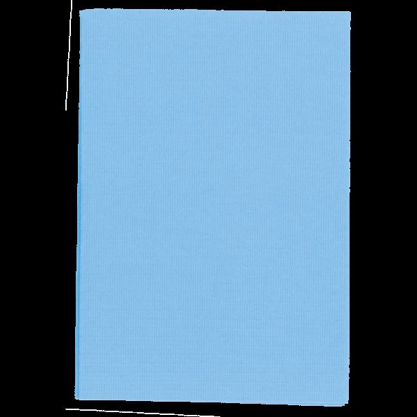 wellsabib Patientenservietten im Dispenser: 125 Stück, hellblau, 33 x 45 cm