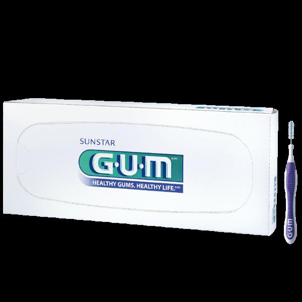 GUM TRAV-LER 1512, violett, 36 Stück
