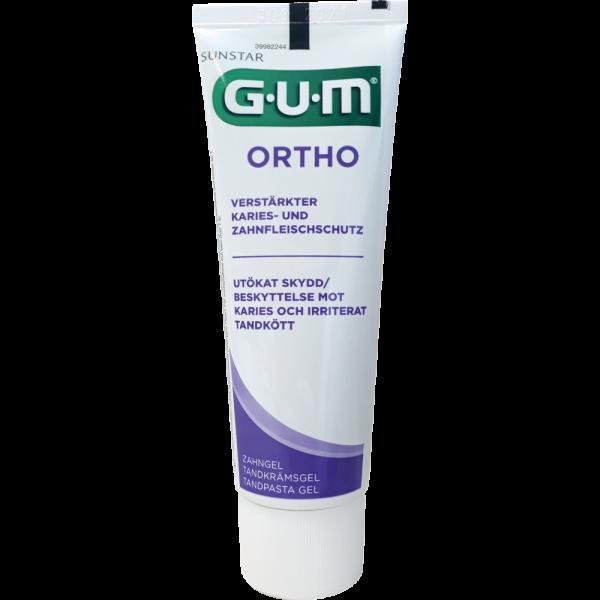 GUM ORTHO Zahngel: 75 ml