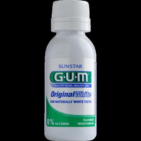 GUM Original White Mundspülung: 30 ml