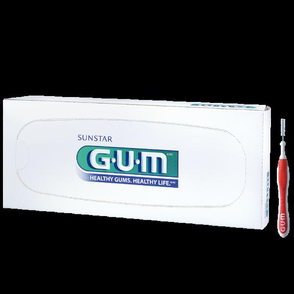 GUM TRAV-LER 1314, rot, 36 Stück
