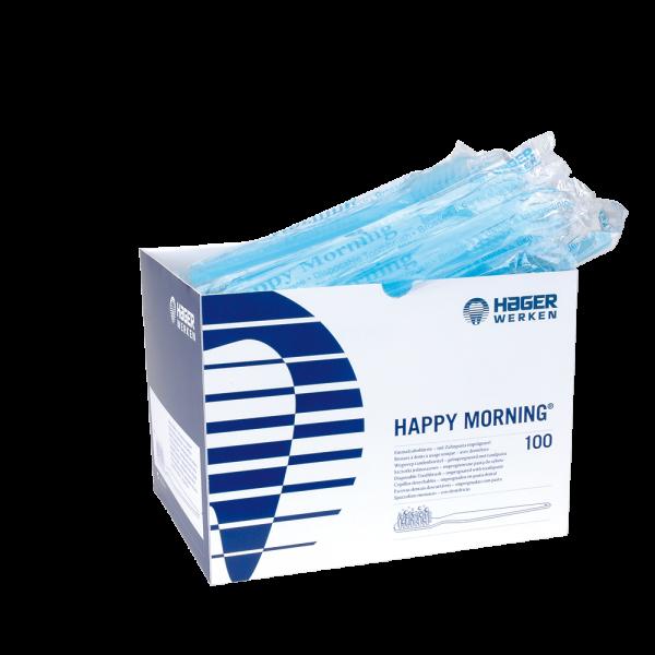 miradent Happy Morning Einwegzahnbürste