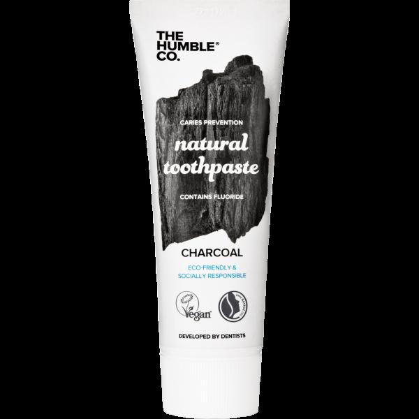 Humble Brush Zahnpasta: Kohle