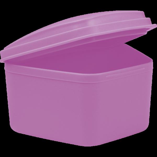 wellsamed KFO / Prothesenbox: standard, lila