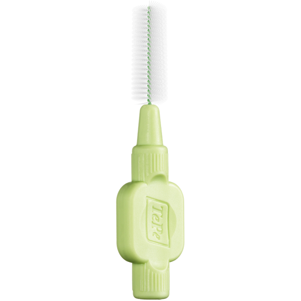TePe Interdentalbürste - extra weich: hellgrün / 0.8 mm / 8 Stück