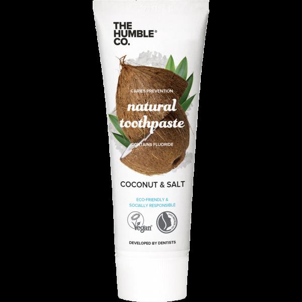 Humble Brush Zahnpasta: Kokos & Salz