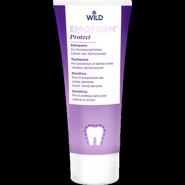 WILD Emoform Protect Zahnpasta: 75 ml
