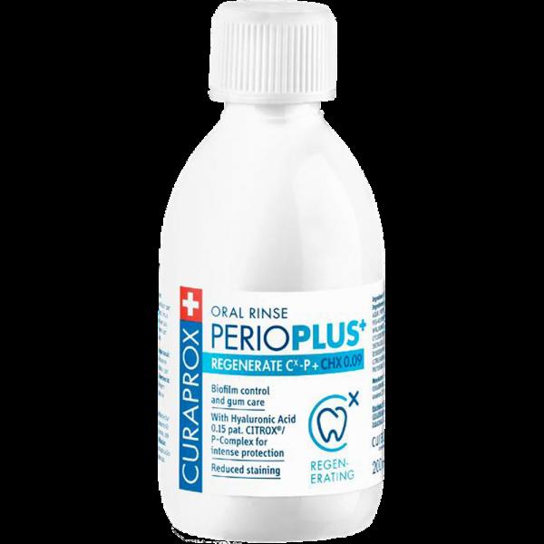 CURAPROX Perio Plus Regenerate CHX 0.09 Mundspülung: 200 ml