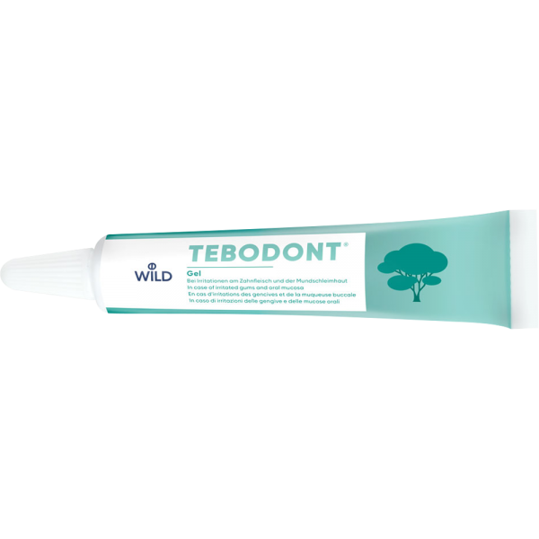 WILD Tebodont Gel: 18ml