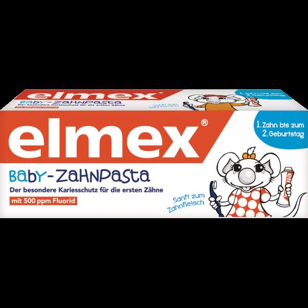 elmex Baby Zahnpasta: 20 ml