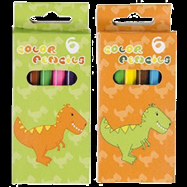 Mirus Mix Buntstifte: Dino