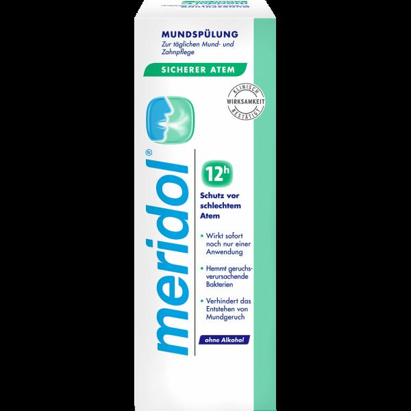meridol Sicherer Atem: Mundspülung 400 ml