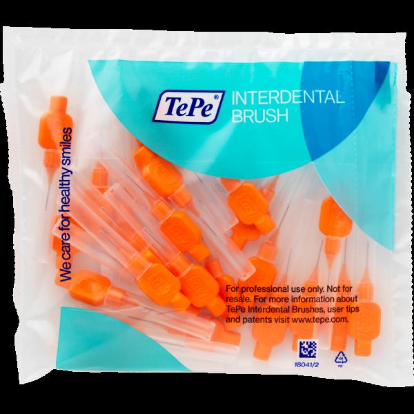 TePe Interdentalbürste - Original: orange / 0.45 mm / 25 Stück