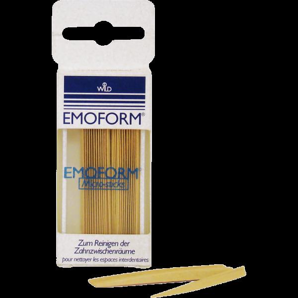 WILD Emoform Micro-sticks: 96 Stück