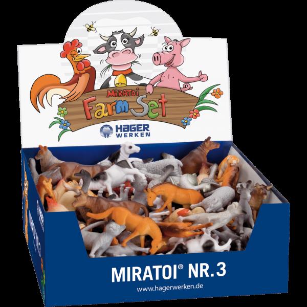 HAGER & WERKEN Miratoi 3: Farm Tiere