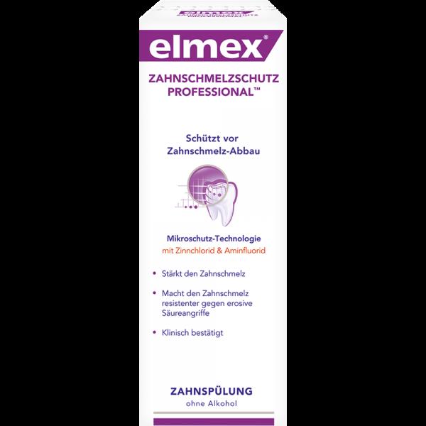 elmex Zahnschmelzschutz Professional Zahnspülung