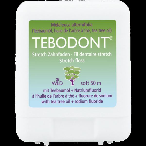 WILD Tebodont Stretch Floss: 50m