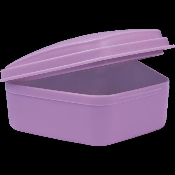 wellsamed KFO / Prothesenbox: mini, lila