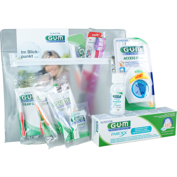 GUM Implantatpflege-Kit