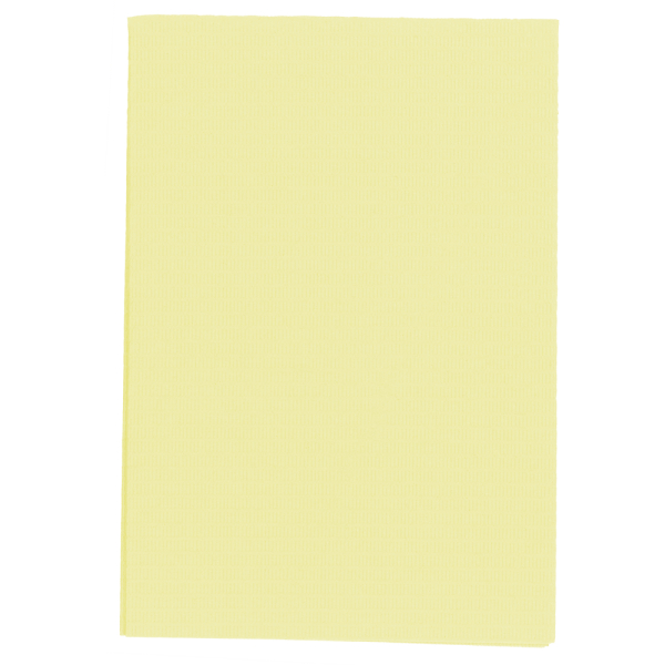 wellsabib Patientenservietten im Dispenser: 125 Stück, gelb, 33 x 45 cm