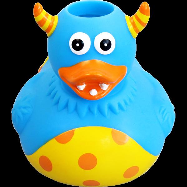 my toothie duck Zahnbürstenhalter Monster-Ente